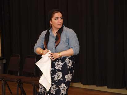 Vanak-Theatre-11 گفتوشنید با مهتاب نصیرپور همراه با عکس