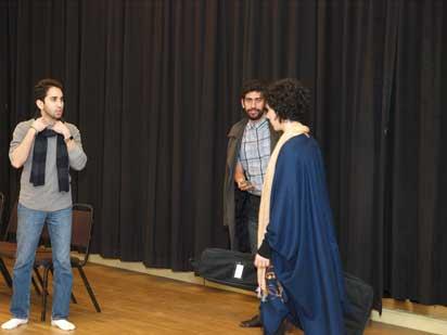 Vanak-Theatre-15 گفتوشنید با مهتاب نصیرپور همراه با عکس