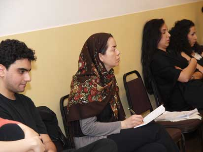 Vanak-Theatre-17 گفتوشنید با مهتاب نصیرپور همراه با عکس