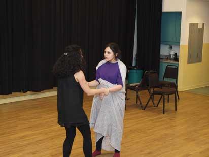 Vanak-Theatre-9 گفتوشنید با مهتاب نصیرپور همراه با عکس