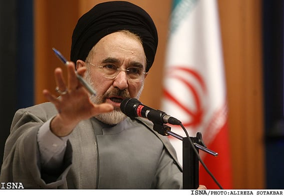 Khatami Speaks