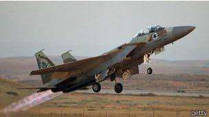 پیام دولت اسرائیل به ایران با حمله به سوریه