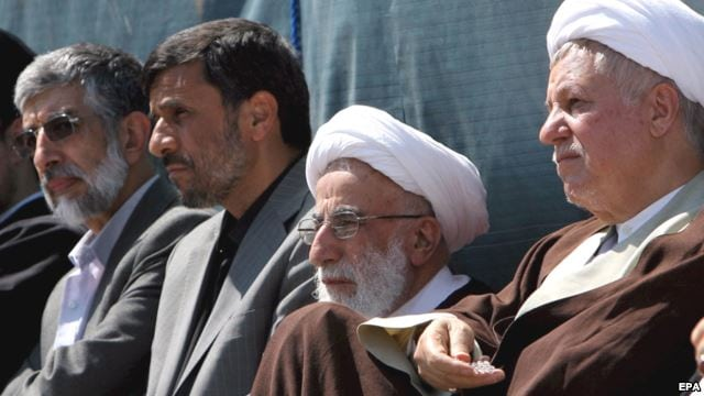 حدادعادل: همه حامیان میرحسین موسوی پشت هاشمی جمع شدهاند