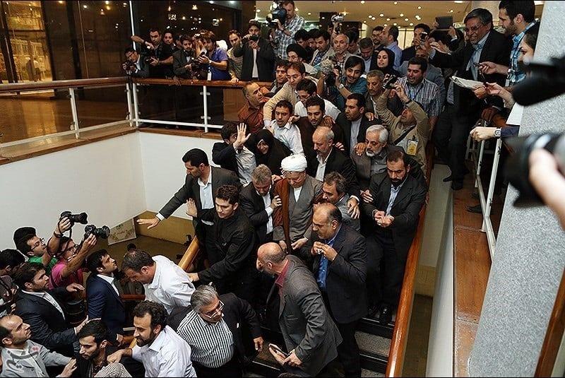 دستگیری شماری از فعالان ستاد انتخاباتی هاشمی رفسنجانی
