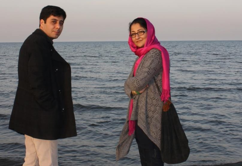 Masoud and Mahsa