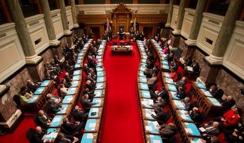 bc-legislature