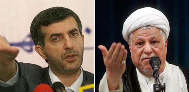 وزارت کشور رد صلاحیت مشایی و رفسنجانی را تایید کرد