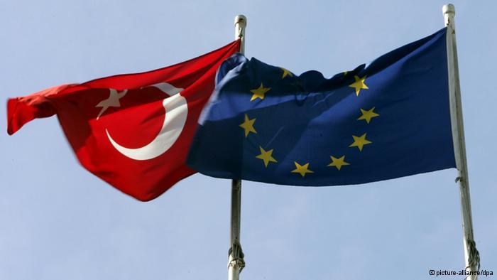 تیرگی مناسبات ترکیه با آلمان و اتحادیه اروپا