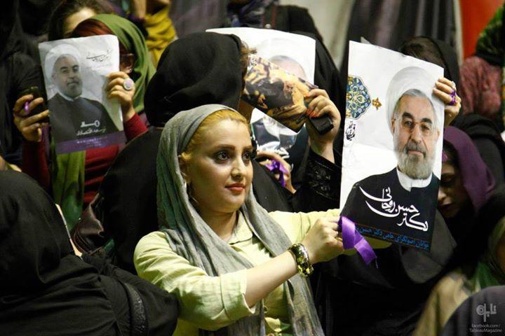 مشاوران خاتمی: حسن روحانی نامزد نهايی اصلاح طلبان در انتخابات