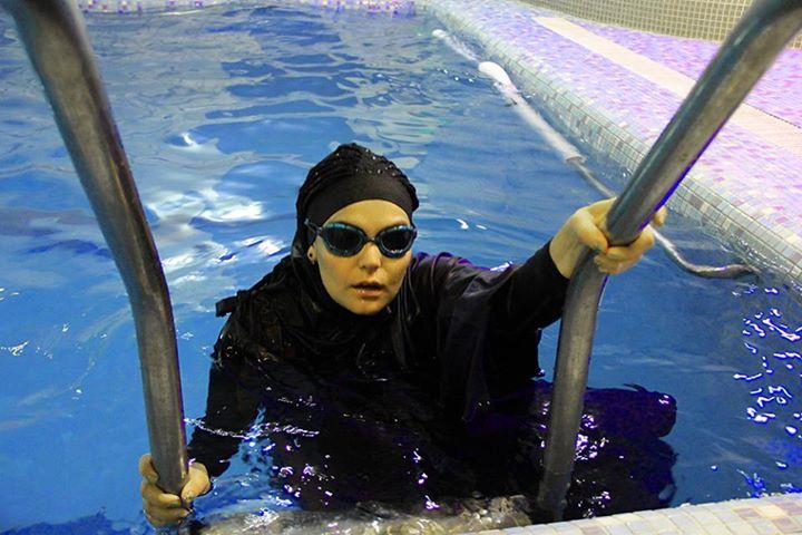 ثبت ركورد دختر آبهای ایران، محصور در سلایق مسئولان ورزش كشور