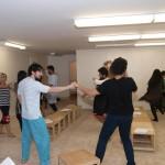 Barkhani-Bizai-10-150x150 گزارشی تصویری از تمرینات و آمادهسازی برخوانی نمایش آرش در ونکوور 