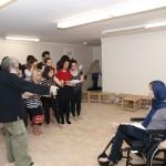 Barkhani-Bizai-108-150x150 گزارشی تصویری از تمرینات و آمادهسازی برخوانی نمایش آرش در ونکوور 