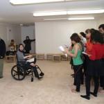 Barkhani-Bizai-120-150x150 گزارشی تصویری از تمرینات و آمادهسازی برخوانی نمایش آرش در ونکوور 
