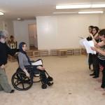 Barkhani-Bizai-125-150x150 گزارشی تصویری از تمرینات و آمادهسازی برخوانی نمایش آرش در ونکوور 
