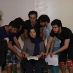 Barkhani-Bizai-141-150x150 گزارشی تصویری از تمرینات و آمادهسازی برخوانی نمایش آرش در ونکوور 