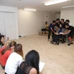 Barkhani-Bizai-147-150x150 گزارشی تصویری از تمرینات و آمادهسازی برخوانی نمایش آرش در ونکوور 