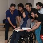Barkhani-Bizai-148-150x150 گزارشی تصویری از تمرینات و آمادهسازی برخوانی نمایش آرش در ونکوور 