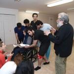 Barkhani-Bizai-152-150x150 گزارشی تصویری از تمرینات و آمادهسازی برخوانی نمایش آرش در ونکوور 