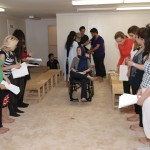 Barkhani-Bizai-25-150x150 گزارشی تصویری از تمرینات و آمادهسازی برخوانی نمایش آرش در ونکوور 