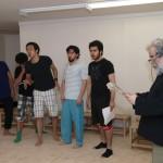 Barkhani-Bizai-3-150x150 گزارشی تصویری از تمرینات و آمادهسازی برخوانی نمایش آرش در ونکوور 