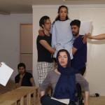 Barkhani-Bizai-31-150x150 گزارشی تصویری از تمرینات و آمادهسازی برخوانی نمایش آرش در ونکوور 