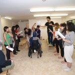 Barkhani-Bizai-34-150x150 گزارشی تصویری از تمرینات و آمادهسازی برخوانی نمایش آرش در ونکوور 