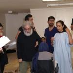 Barkhani-Bizai-35-150x150 گزارشی تصویری از تمرینات و آمادهسازی برخوانی نمایش آرش در ونکوور 