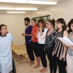 Barkhani-Bizai-38-150x150 گزارشی تصویری از تمرینات و آمادهسازی برخوانی نمایش آرش در ونکوور 
