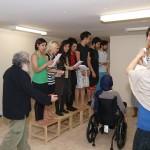 Barkhani-Bizai-49-150x150 گزارشی تصویری از تمرینات و آمادهسازی برخوانی نمایش آرش در ونکوور 