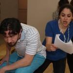 Barkhani-Bizai-5-150x150 گزارشی تصویری از تمرینات و آمادهسازی برخوانی نمایش آرش در ونکوور 
