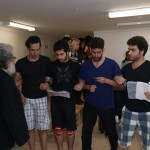 Barkhani-Bizai-53-150x150 گزارشی تصویری از تمرینات و آمادهسازی برخوانی نمایش آرش در ونکوور 
