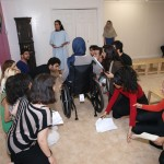Barkhani-Bizai-71-150x150 گزارشی تصویری از تمرینات و آمادهسازی برخوانی نمایش آرش در ونکوور 