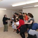 Barkhani-Bizai-91-150x150 گزارشی تصویری از تمرینات و آمادهسازی برخوانی نمایش آرش در ونکوور 
