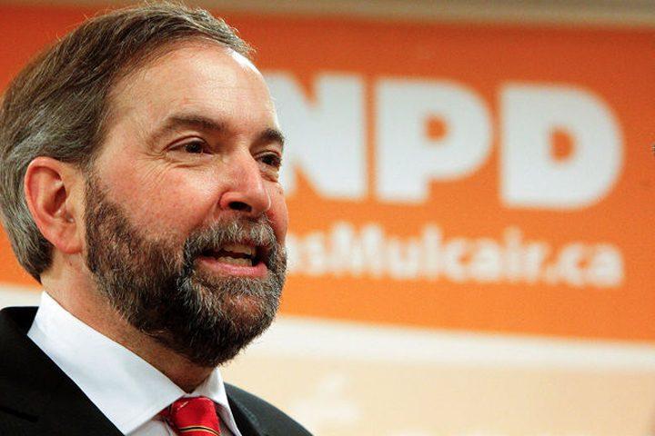 بیانیهی تام  مالکر، رهبر حزب مخالف رسمی دولت کانادا «ان دیپی»، در باره انتخابات ایران
