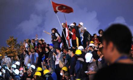 آیا جنبش اعتراضی «میدان تقسیم» آغاز عقب راندن اسلامگرایی و «اسلام سیاسی» است؟