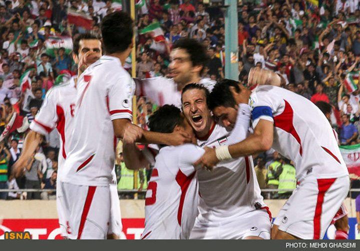 ایران برای چهارمین بار به جام جهانی فوتبال صعود کرد