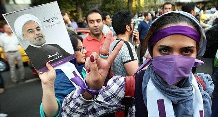دکتر حسن روحانی با بیش از ۱۸میلیون رای رئیس جمهور یازدهم ایران شد