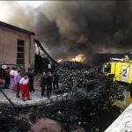 13-7-29-113652untitled9-150x150 بلاتکلیفی ۱۵۰۰ کارگر پس از آتشسوزی عظیم در کارخانه گلناز