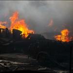 13-7-29-115716untitled14-150x150 بلاتکلیفی ۱۵۰۰ کارگر پس از آتشسوزی عظیم در کارخانه گلناز