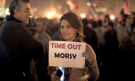 انقلاب دموکراتیک و ضدتمامیّتخواهی مردم مصر ادامه دارد