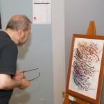 Kaboli-in-Van-11-150x150 گزارش تصویری از اولین نمایشگاه نقاشیخط و شکسته نستعلیق استاد کابلی در ونکوور