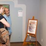 Kaboli-in-Van-30-150x150 گزارش تصویری از اولین نمایشگاه نقاشیخط و شکسته نستعلیق استاد کابلی در ونکوور