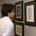 Kaboli-in-Van-51-150x150 گزارش تصویری از اولین نمایشگاه نقاشیخط و شکسته نستعلیق استاد کابلی در ونکوور