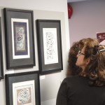 Kaboli-in-Van-69-150x150 گزارش تصویری از اولین نمایشگاه نقاشیخط و شکسته نستعلیق استاد کابلی در ونکوور