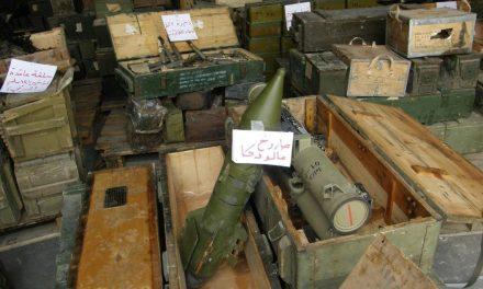 ارسال اسلحه به شورشیان سوری: از کجا، به چه کسانی، و چگونه؟