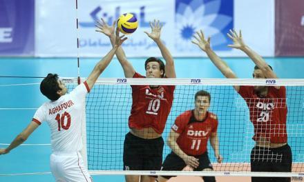 پیروزی مقتدرانه: والیبال ایران ۳ – آلمان صفر