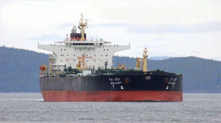 Indian-Oil-Tanker