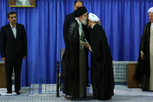 Khamenei-Rouhani-Tanfiz