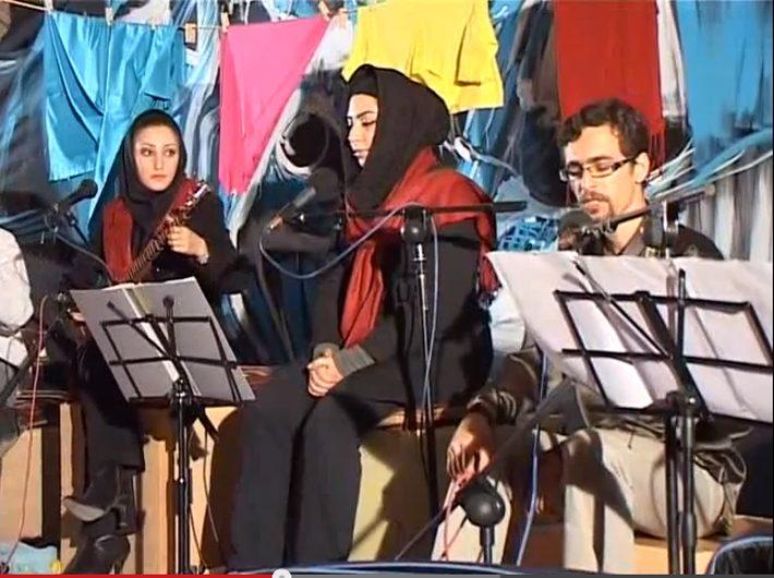 موسیقی ایرانی به سراغ اشیا میرود؛ لباسخوانی