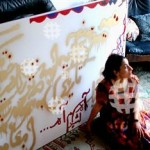 kavani10-150x150 چالشهای هنر مهاجرت و جغرافیای بومی در گفتگو با شکوفه کاوانی نقاش ایرانی مقیم استرالیا
